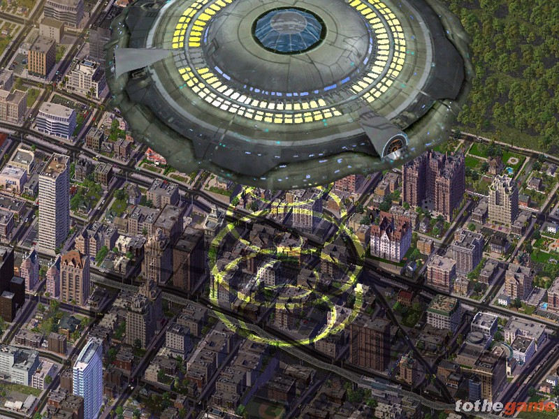 Screenshot of SimCity 4 Rush Hour (PC)