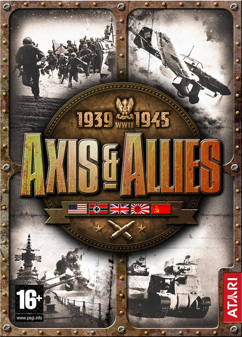 Axis And Allies-RELOADED [Full PC Download]