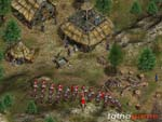Click to enlarge this screenshot of Celtic Kings: Rage of War (PC)