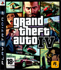 UK Boxshot of Grand Theft Auto IV (PS3)