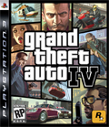 US Boxshot of Grand Theft Auto IV (PS3)