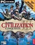 UK Boxshot of Civilization III: Conquests (PC)