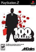 US Boxshot of 100 Bullets (PS2)