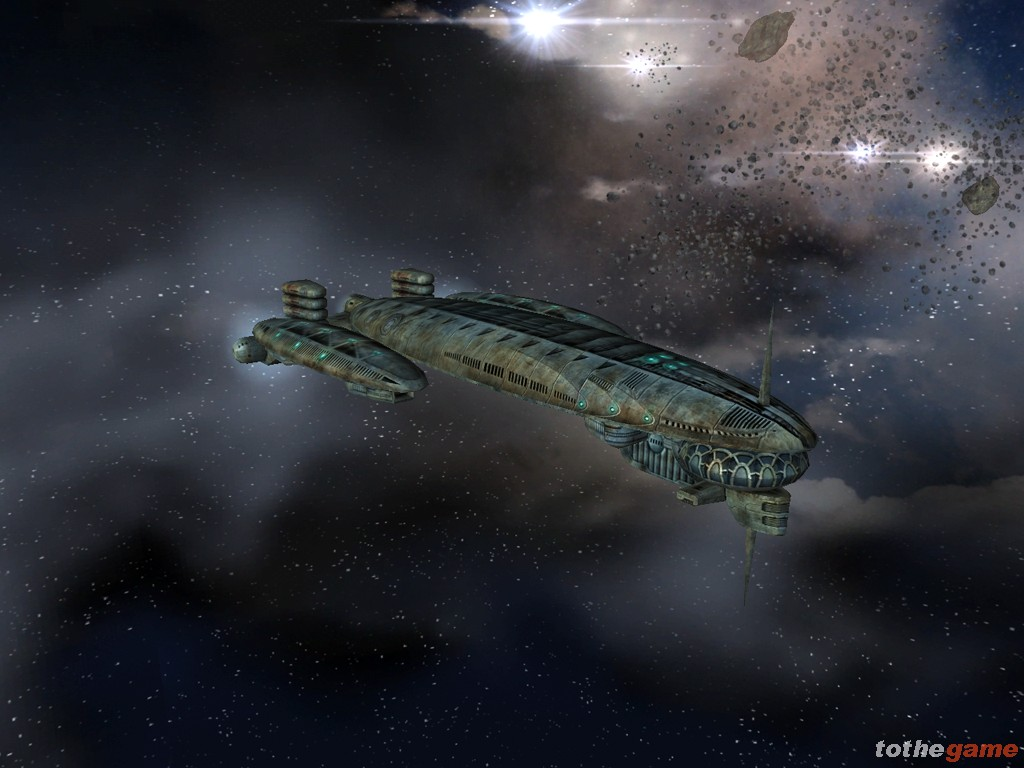 Screenshot of Haegemonia: The SOLON Heritage (PC)