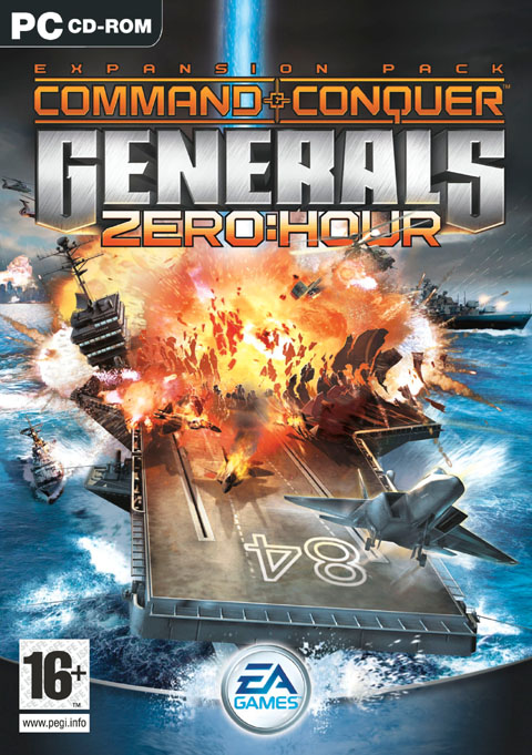 Command & Conquer Generals Zero Hour [PC]