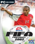 UK Boxshot of FIFA Football 2002 (PC)