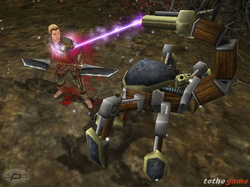 Screenshot of Dungeon Siege: Legends of Aranna (PC)