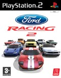 UK Boxshot of Ford Racing 2 (PS2)