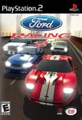 US Boxshot of Ford Racing 2 (PS2)