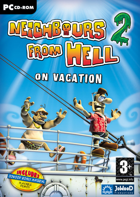 Neighbours From Hell 2 On Vacation [Full PC]