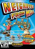 US Boxshot of Neighbours From Hell 2: On Vacation (PC)