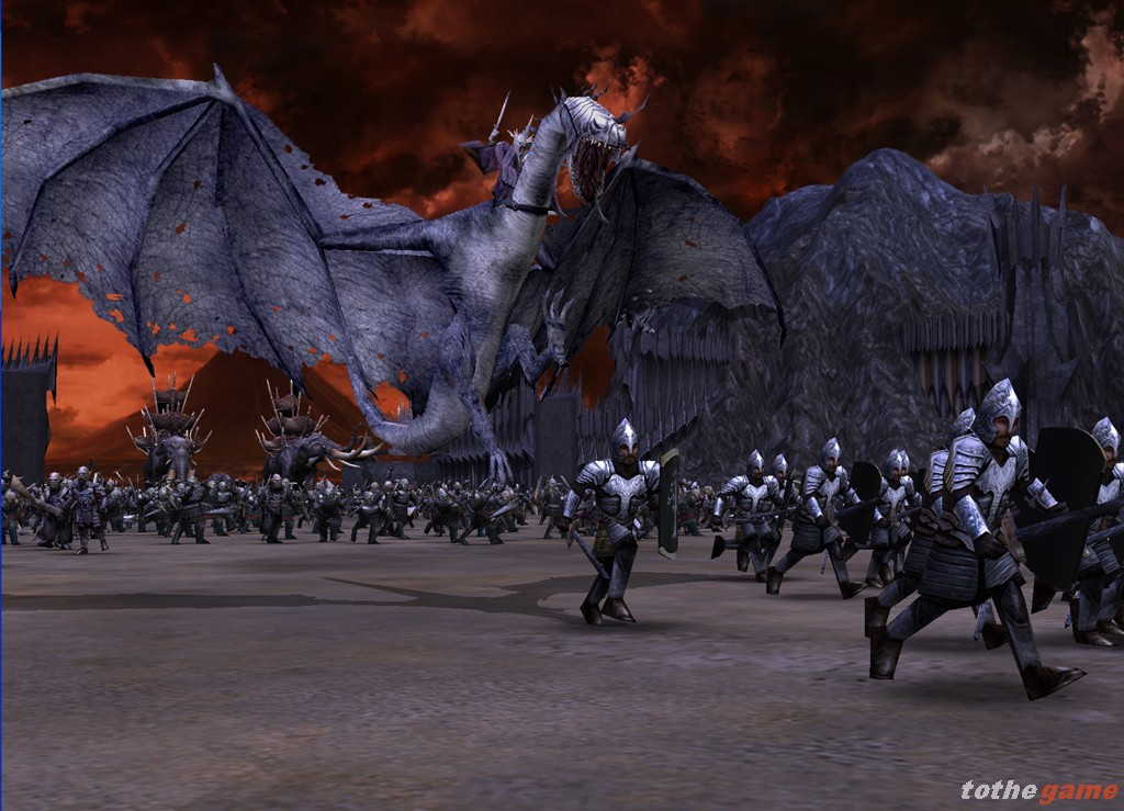 screen3 large Lord of the Rings: The Battle For Middle Earth PC