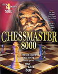 US Boxshot of Chessmaster 8000 (PC)