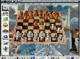 Screenshot of Chessmaster 8000 (PC)