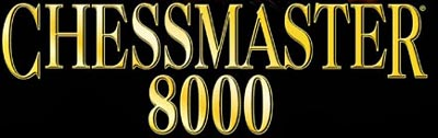 Logo of Chessmaster 8000 (PC)