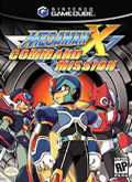 US Boxshot of Mega Man X Command Mission (GAMECUBE)