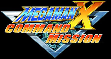 Logo of Mega Man X Command Mission (GAMECUBE)