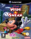 UK Boxshot of Disney's Hide and Sneak (GAMECUBE)