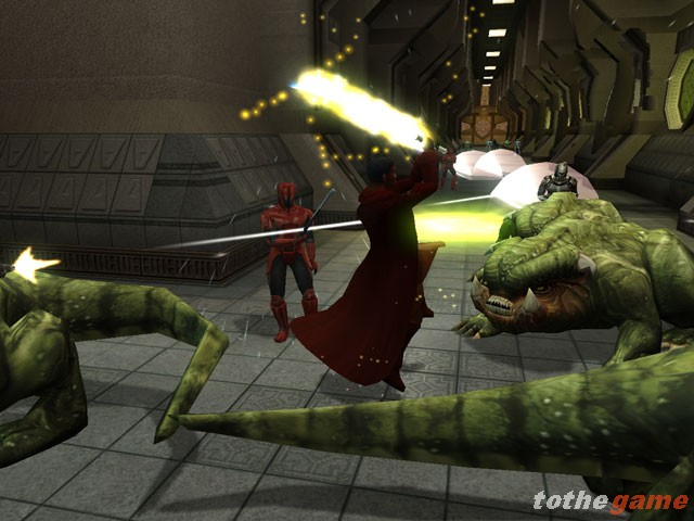 screen1 large Star Wars Knights of the Old Republic II Full Download