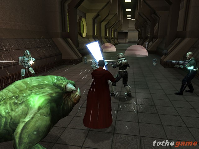 screen3 large Star Wars Knights of the Old Republic II Full Download
