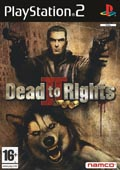 UK Boxshot of Dead to Rights II (PS2)