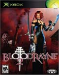 US Boxshot of BloodRayne 2 (XBOX)