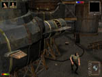 Screenshot of Rebels: Prison Escape (PC)
