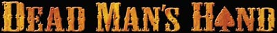 Logo of Dead Man's Hand (PC)