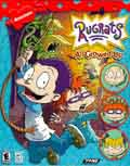 US Boxshot of Rugrats: All Growed Up (PC)