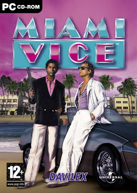 Miami Vice Game