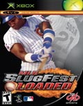 US Boxshot of MLB SlugFest: Loaded (XBOX)