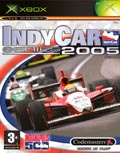 UK Boxshot of IndyCar Series 2005 (XBOX)