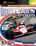 US Boxshot of IndyCar Series 2005 (XBOX)