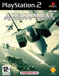 UK Boxshot of Ace Combat 5: Squadron Leader (PS2)