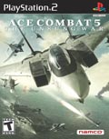 US Boxshot of Ace Combat 5: Squadron Leader (PS2)