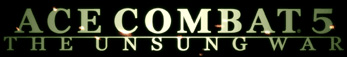 Logo of Ace Combat 5: Squadron Leader (PS2)