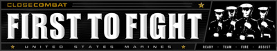 Logo of Close Combat: First to Fight (PC)
