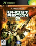 UK Boxshot of Tom Clancy's Ghost Recon 2 (XBOX)