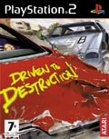UK Boxshot of Driven to Destruction (PS2)