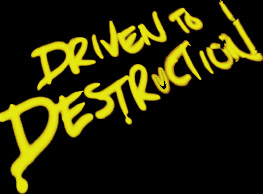 Logo of Driven to Destruction (PS2)