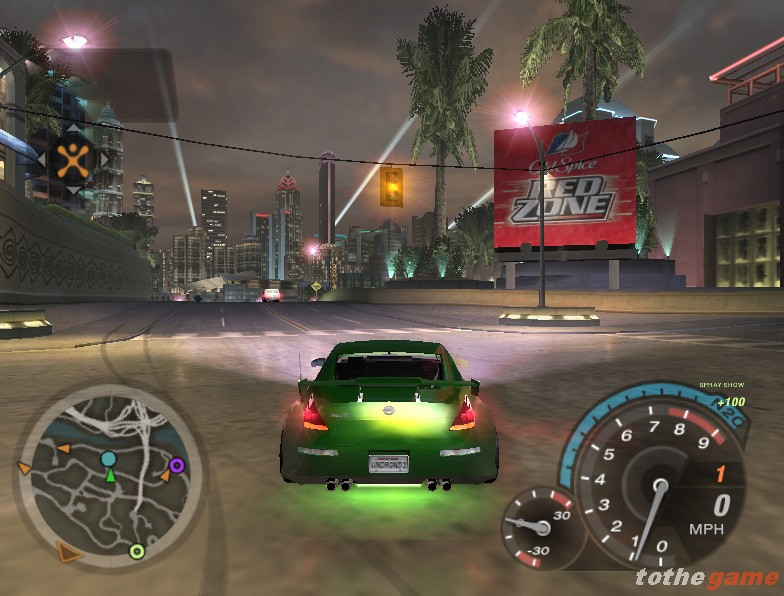 screen1 large [PC GAME] Need for Speed Underground 2 [Full.ISO]