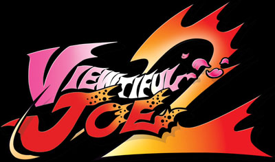 Logo of Viewtiful Joe 2 (PS2)