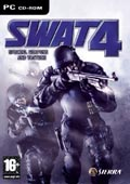 UK Boxshot of SWAT 4 (PC)