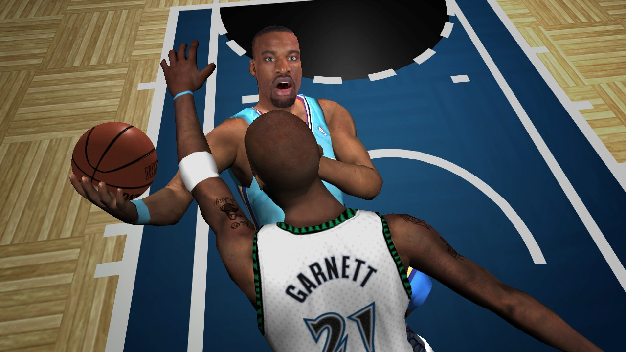 screen2 large NBA Live 2005 RELOADED