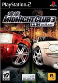 US Boxshot of Midnight Club 3: DUB Edition (PS2)
