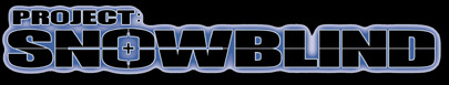 Logo of Project: Snowblind (PS2)