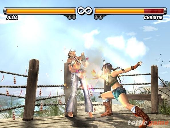 حصريا لعبة القتال الرائعة Tekken PS2