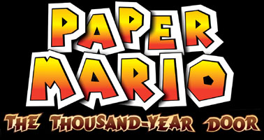 Logo of Paper Mario: The Thousand Year Door (GAMECUBE)