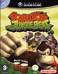 UK Boxshot of Donkey Kong: Jungle Beat (GAMECUBE)
