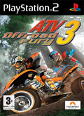 UK Boxshot of ATV: Offroad Fury 3 (PS2)